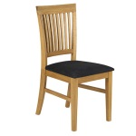Inzel chair SP oak oiled, assembled