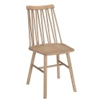 ZigZag chair ash grey