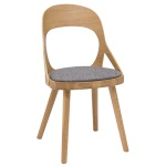 Colibri chair oak oiled