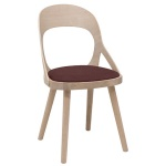 Colibri chair oak blonde