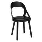 Colibri chair black stain