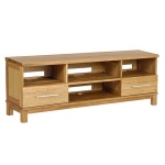 Inzel mediabench 160cm oak oiled