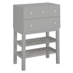 Enter chests shoerack grey