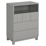 Enter chests tray grey