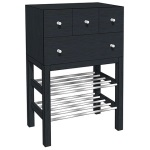 Enter chests shoerack black